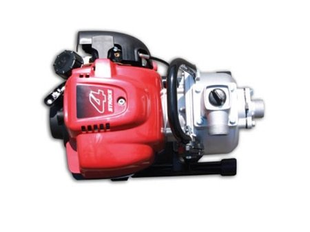 Honda fire fighting pump