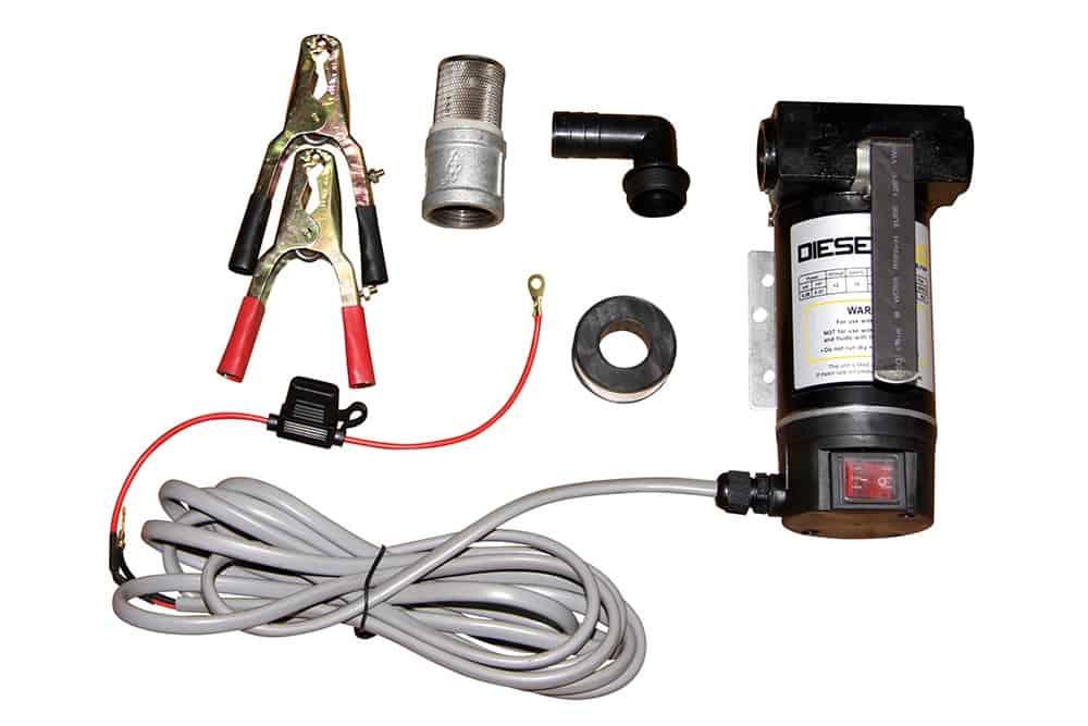 Dieselflo pump 12 volt 40 lpm