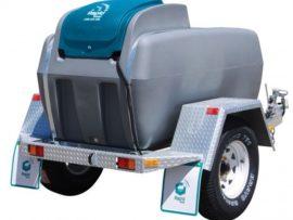 Rapid Spray Diesel Fuel Trailers for onsite diesel refuelling