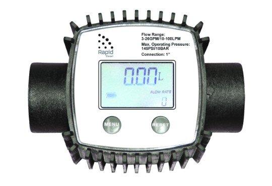 Digital Diesel Flow Meter