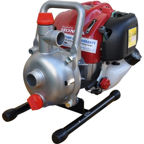 Honda Fire Fighting Pump