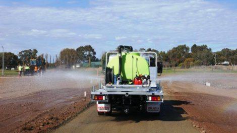 TTI Aquapath spray deflectors