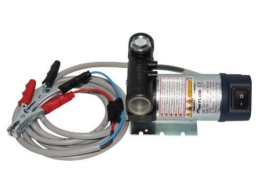 24 Volt Diesel Pump