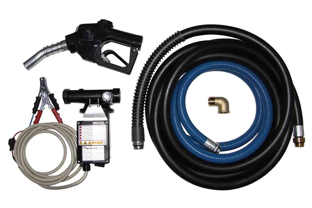 240 volt diesel pump