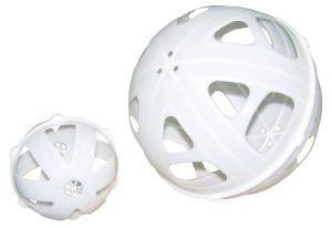 155mm ball baffle system