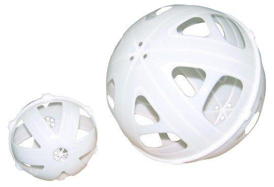 7000 litre ball baffle system