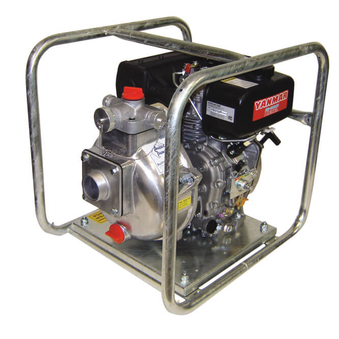 Honda Fire Fighting Pump Diesel