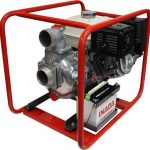 Honda Fire Fighting Pump Mr T