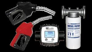 Diesel pump and accessories